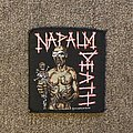 Napalm Death - Patch - Utopia Banished