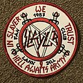 Slayer - Patch - Hell Awaits