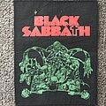 Black Sabbath - Patch - Sabbath Bloody Sabbath