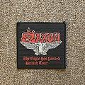 Saxon - Patch - The Eagle Has Landed