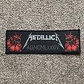 Metallica - Patch - Admcmlxxxiv