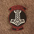 Amon Amarth - Patch - Knights of Valhalla HMC