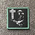 Black Sabbath - Patch - Green Border Iommi