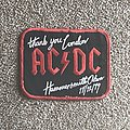 AC/DC - Patch - Thank You London