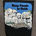 Deep Purple - Patch - In Rock