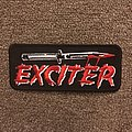 Exciter - Patch - Feel the Knife