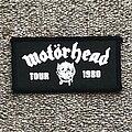 Motörhead - Patch - Bomber Tour