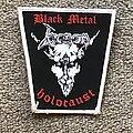 Venom - Patch - Black Metal Holocaust