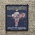 Iron Maiden - Patch - Can I Play With Madness