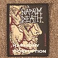 Napalm Death - Patch - Harmony Corruption