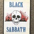 Black Sabbath - Patch - Black Sabbath Mini BP