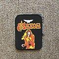 Saxon - Patch - Biff Byford