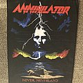 Annihilator - Patch - Never Neverland
