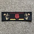 Michael Schenker Group - Patch - Built to Destroy