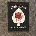 Motörhead - Patch - Ace of Spades mini back patch