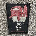 Death - Patch - Individual Thought Patterns