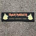Iron Maiden - Patch - World Slavery Tour