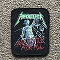 Metallica - Patch - And Justice for All