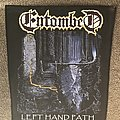 Entombed - Patch - Left Hand Path
