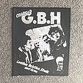 Gbh - Patch - Leather, Bristles, Studs & Acne Mini Back Patch