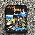 Iron Maiden - Patch - Stranger in a Strange Land