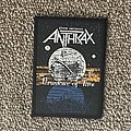 Anthrax - Patch - Persistence of Time