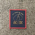 AC/DC - Patch - Let There Be Rock
