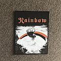 Rainbow - Patch - Rising Mini Back Patch