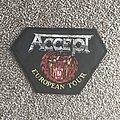 Accept - Patch - European Tour