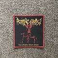 Rotting Christ - Patch - The Mighty Attack Siam