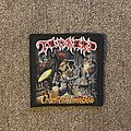 Tankard - Patch - Chemical Invasion