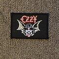Ozzy Osbourne - Patch - Ozzy
