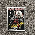 Iron Maiden - Patch - Tour '82