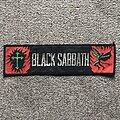Black Sabbath - Patch - Henry
