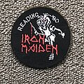 Iron Maiden - Patch - Reading '80
