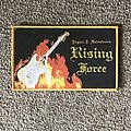 Yngwie Malmsteens Rising Force - Patch - Rising Force