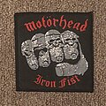 Motörhead - Patch - Iron Fist