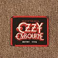 Ozzy Osbourne - Patch - Talk of the Devil