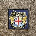 Saxon - Patch - Lionheart