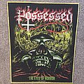 Possessed - Patch - The Eyes of Horror