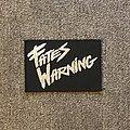Fates Warning - Patch - Fates Warning
