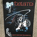 Exploited - Patch - Death Before Dishonour
