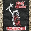 Ozzy Osbourne - Patch - Blizzard of Ozz