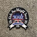 The Who - Patch - The Kids Are Alright Tour '89