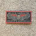 Black Sabbath - Patch - Heaven and Hell