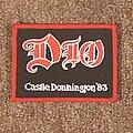 Dio - Patch - Castle Donington '83