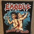 Exodus - Patch - Bonded By Blood