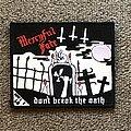 Mercyful Fate - Patch - Don't Break the Oath HMFC