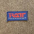 Ratt - Patch - Out of the Cellar Tour 84/85