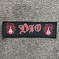 Dio - Patch - Sacred Heart